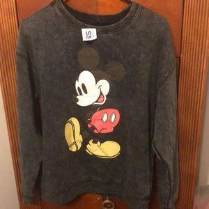 Mickey mouse sweatshirt!🤗